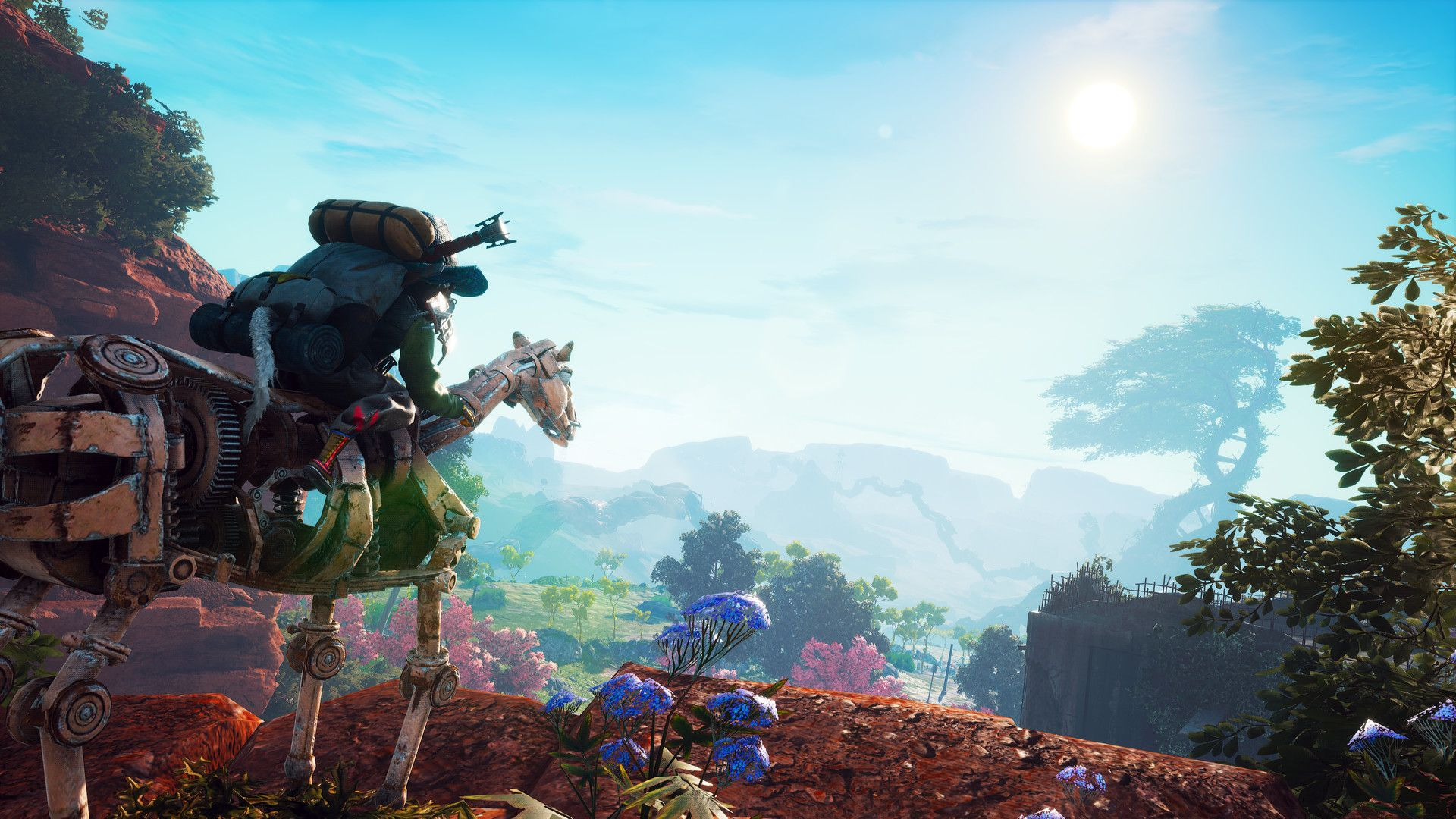Biomutant Review – Attack of the Mutants - Market 4 Games